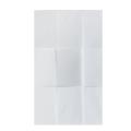 Салфетки безворсовые белые - твердые