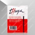 Бумага для защиты кожи при окрашивании 25 шт.Thuya