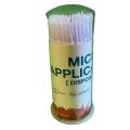 Микробраши 1,5 мм белые 100 шт.