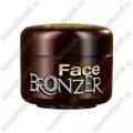 Косметика для загара Лицо-шея Face Bronzer (БАНОЧКА 15 мл)