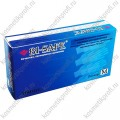 Перчатки нитриловые M (голубые) Бисанс