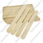 Шпатель 140*16 мм., деревянный 100 шт