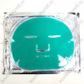 Коллагеновая балансирующая маска с зеленым чаем для жирной и смешанной кожи Контроль Beauty Style