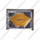 Коллагеновая омолаживающая маска для губ со стволовыми клетками Арганы Beauty Style