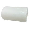 Салфетка в рулоне 20*40 см, белый спанлейс, 100/30 EleWhite Standart
