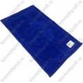 Полотенце х/б ножки 35*60 синий