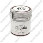 Хна для бровей CC Brow (brown) в баночке (коричневый), 5 гр