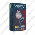 Перчатки нитриловые красные М Benovy  (50 пар)