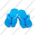 Тапочки пенополиэтилен 5 мм голубой White line №20