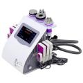 7 в 1 аппарат УЗ кавитации и РФлифтинга для лица и тела  Mychway