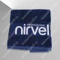 Полотенце махровое синее, 50*90см Nirvel