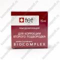 Биокомплекс для коррекции второго подбородка Tete 15мл