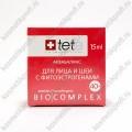 Биокомплекс для лица, шеи, декольте с фитоэстрогенами 40+ Tete 15мл